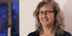 Anna Lindenfors sagt, Amnesty Schweden werde die Legalisierung der Prostitution nicht empfehlen.