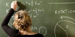Junge Mathematikerinnen gingen bei der Verleihung der «Fields-Medaille» leer aus.