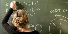 Mädchen trauen sich in Mathematik zu wenig zu.