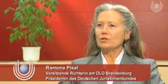 Ramona Pisal, Präsidentin des Deutschen Juristinnenbundes.
