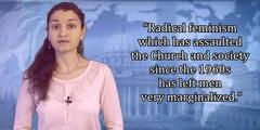 Der fundamentalistische Sender «Gloria.tv» verbreitet die These der «Feminisierung» der Kirche.