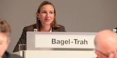 An der Konzernspitze: Simone Bagel-Trah, Aufsichtsratsvorsitzende des Henkel-Konzerns.
