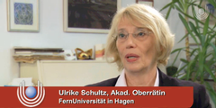 Studienleiterin Ulrike Schultz kritisiert eine konservative Kultur an den juristischen Fakultäten.