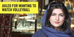 Kampagnen über soziale Medien fordern die Freilassung von Ghontscheh Ghawami.