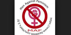 Antifeministen sind vor allem im Internet aktiv.