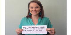 Eine junge Technikerin kritisiert Vorurteile gegenüber Frauen in der Technologiebranche.