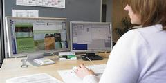 Viele Frauen arbeiten unfreiwillig Teilzeit.