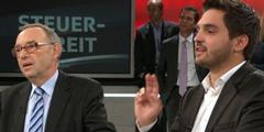 SP-Nationalrat Cédric Wermuth (rechts) will nicht mehr an reinen Männerrunden teilnehmen.