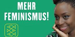 Das Buch von Chimamanda Ngozi Adichie erhalten in Schweden alle 16-Jährigen.