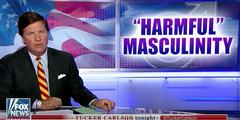 Fox News bezeichnete die Kritik am traditionellen Männerbild als «liberale Ideologie».