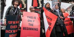 Der Frauenmarsch war der Anfang – jetzt soll daraus eine politische Bewegung werden.