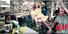 Die «Kampagne für Saubere Kleidung» fordert existenzsichernde Löhne für Näherinnen.