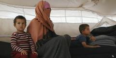 Diese deutsche Mutter, die im IS-Gebiet lebte, will mit ihren Kindern zurück nach Deutschland.