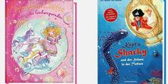 Das rosa Buch für Mädchen und das blaue für Jungen zementieren Rollenklischees.