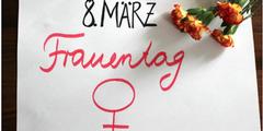 Am Internationalen Frauentag sollen weibliche Angestellte der Stadt Bern frei haben.