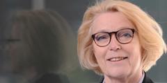 Mona Küppers setzt auf eine starke frauenpolitische Opposition ausserhalb des Bundestags.