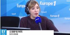 Die französische Radio-Journalistin Nadia Daam wurde massivst bedroht.