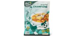 Der neue Unisex-Beutel der «Soup for Champions».