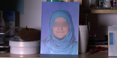Diese 14-jährige Tochter des Bosniers darf nicht am Schwimmunterricht teilnehmen.