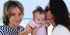 In Österreich können lesbische und schwule Paare bald fremde Kinder adoptieren.