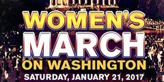 Am 21. Januar wollen über 150'000 Frauen und Männer in Washington für Frauenrechte demonstrieren.